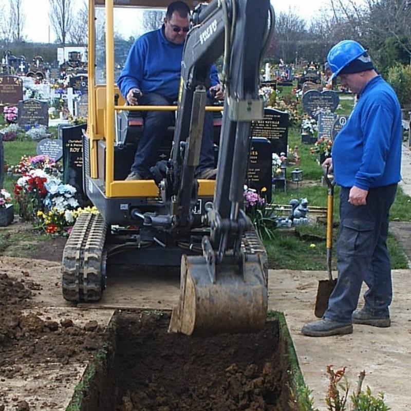 Excavator Training 1