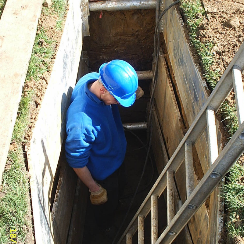 Grave Shoring Training 1